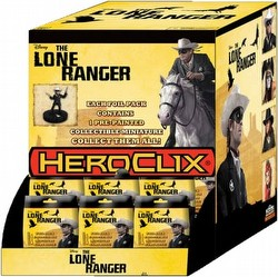 HeroClix: The Lone Ranger Gravity Feed Box
