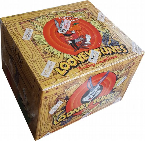 Looney Tunes Trading Card Game Booster Box