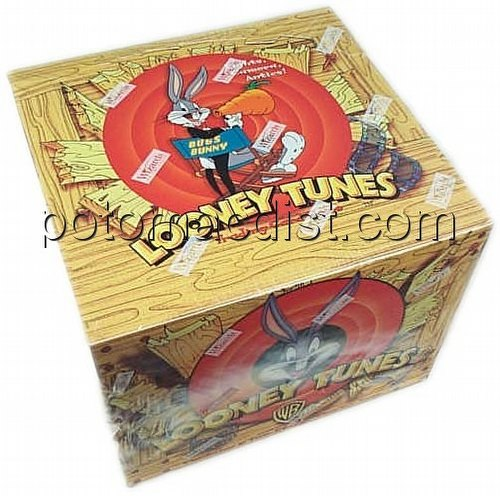 Looney Tunes Trading Card Game Starter Deck Box