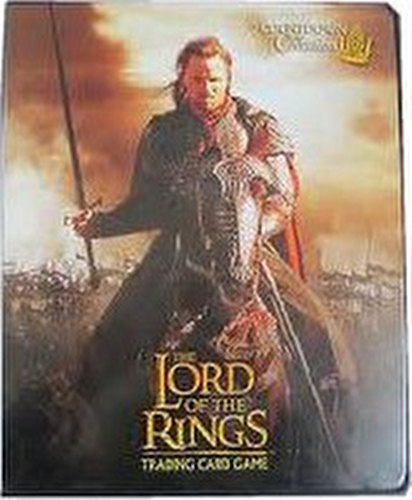 Lord of the Rings Trading Card Game: Return of the King Countdown Collection Binder [18 card set]