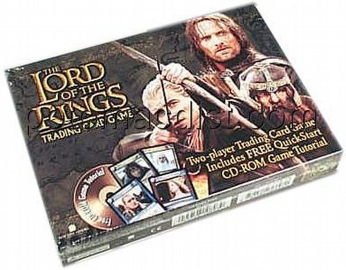 Lord of the Rings Trading Card Game: Fellowship Two Player Set