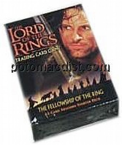 Lord of the Rings Trading Card Game: Fellowship of the Ring Aragorn Starter Deck