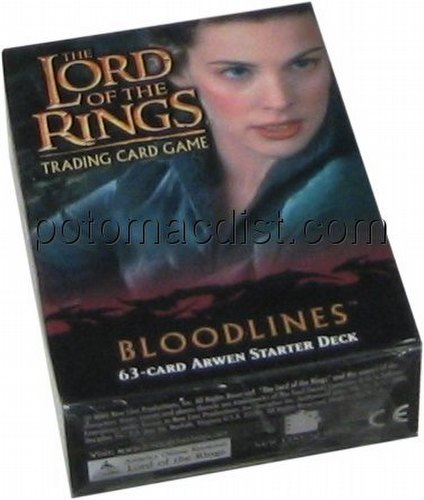 Lord of the Rings Trading Card Game: Bloodlines Arwen Starter Deck