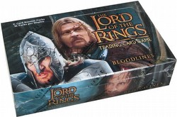 Lord of the Rings Trading Card Game: Bloodlines Booster Box