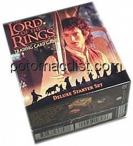 Lord of the Rings Trading Card Game: Fellowship Deluxe Starter Set
