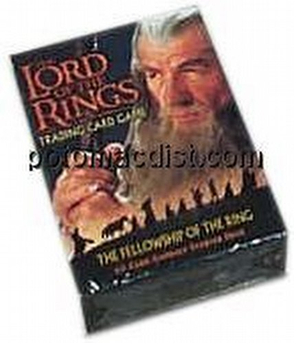 Lord of the Rings Trading Card Game: Fellowship of the Ring Gandalf Starter Deck
