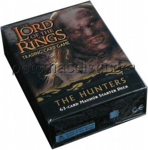 Lord of the Rings Trading Card Game: The Hunters Mauhur Starter Deck