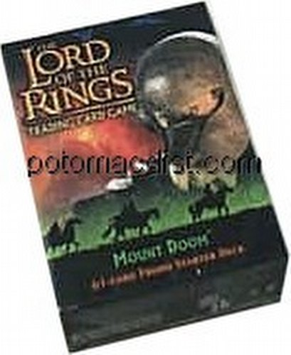 Lord of the Rings Trading Card Game: Mount Doom Frodo Starter Deck