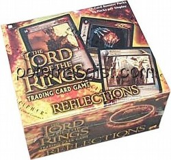 Lord of the Rings Trading Card Game: Reflections Booster Box