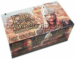 Lord of the Rings Trading Card Game: Return of the King Starter Deck Box