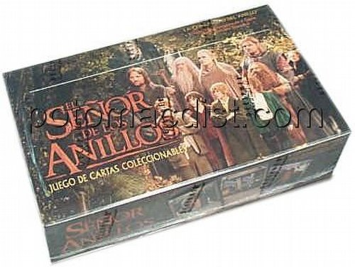 Lord of the Rings Trading Card Game: Fellowship of the Ring Booster Box [Spanish]