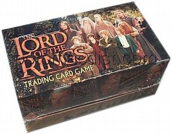 Lord of the Rings Trading Card Game: Fellowship of Ring Starter Deck Box