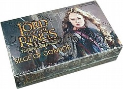 Lord of the Rings Trading Card Game: Siege of Gondor Booster Box