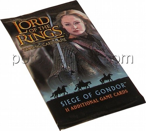 Lord of the Rings Trading Card Game: Siege of Gondor Booster Pack