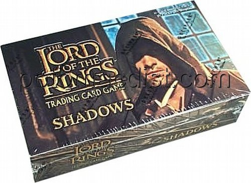 Lord of the Rings Trading Card Game: Shadows Booster Box