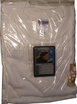 Lord of the Rings Trading Card Game: Shadows Release Kit Box [25 cards & t-shirt]