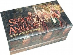 Lord of the Rings Trading Card Game: Fellowship of Ring Starter Deck Box [Spanish]