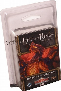 The Lord of the Rings LCG: The Battle of Lake-Town Adventure Pack