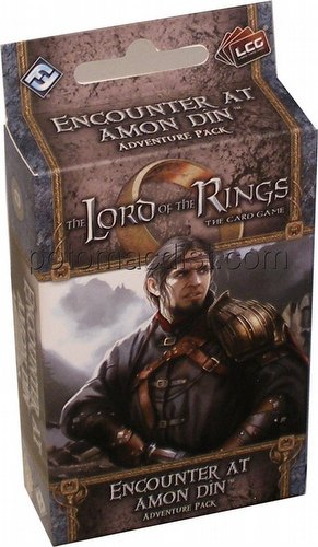 The Lord of the Rings LCG: Against the Shadow Cycle - Encounter at Amon Din Adventure Pack