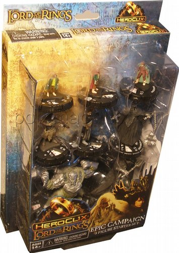 HeroClix: Lord of the Rings Starter Set