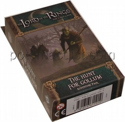 The Lord of the Rings LCG: Shadows of Mirkwood Cycle - The Hunt For Gollum Adventure Pack