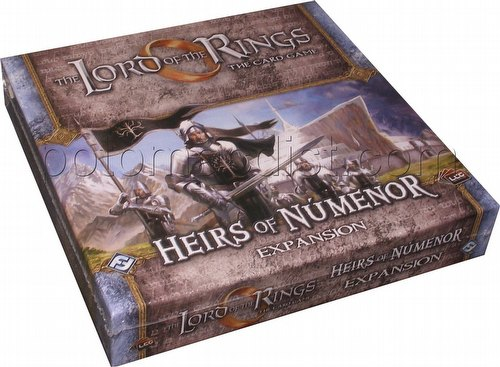 The Lord of the Rings Living Card Game [LCG]: Heirs of Numenor Expansion Box