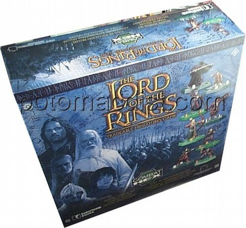 Lord of the Rings Miniatures Game [TMG]: Deluxe Starter Set
