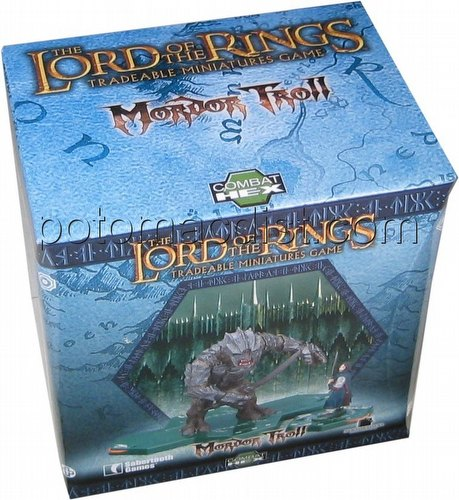 Lord of the Rings Miniatures Game [TMG]: Mordor Troll