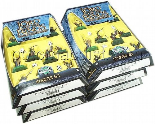 Lord of the Rings Miniatures Game [TMG]: Starter [6 Starters]