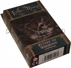 The Lord of the Rings LCG: Shadows of Mirkwood Cycle - Return to Mirkwood Adventure Pack