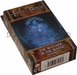 The Lord of the Rings LCG: Dwarrowdelf Cycle - Watcher in the Water Adventure Pack