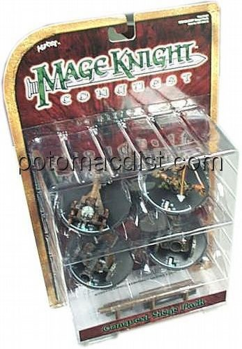 Mage Knight: Conquest Siege Pack