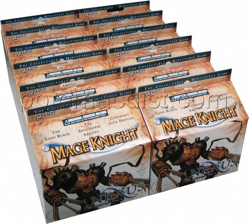 Mage Knight: Nexus [12 booster packs]