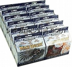 Mage Knight: Sorcery [12 booster packs]
