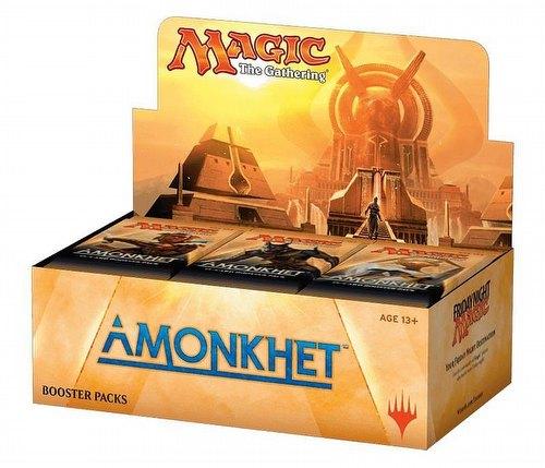 Magic the Gathering TCG: Amonkhet Booster Box