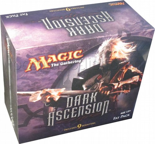 Magic the Gathering TCG: Dark Ascension Fat Pack