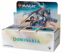 Magic the Gathering TCG: Dominaria Booster Box