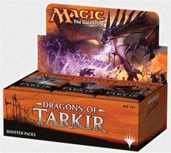 Magic the Gathering TCG: Dragons of Tarkir Booster Box