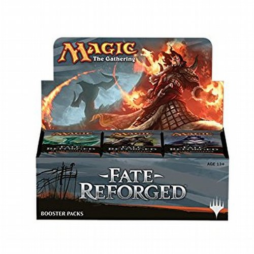 Magic the Gathering TCG: Fate Reforged Booster Box