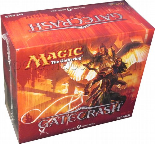 Magic the Gathering TCG: Gatecrash Fat Pack