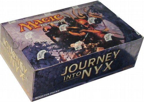 Magic the Gathering TCG: Journey into Nyx Booster Box
