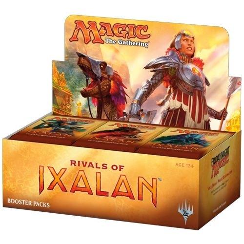 Magic the Gathering TCG: Rivals of Ixalan Booster Box