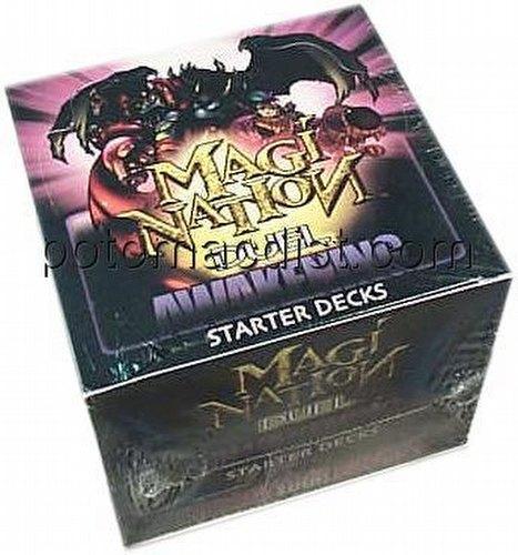 Magi-Nation CCG: Awakening Starter Deck Box