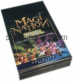 Magi-Nation CCG: Duel Booster Box [Unlimited]