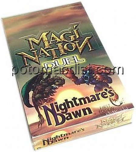 Magi-Nation CCG: Nightmare
