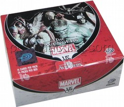 Marvel VS TCG: Avengers Booster Box