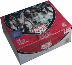 Marvel VS TCG: Avengers Booster Box [Japanese]