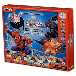 Marvel Dice Masters: The Amazing Spider-Man Dice Building Game Collector