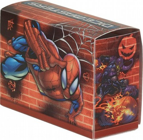 Marvel Dice Masters: The Amazing Spider-Man Dice Building Game Team Box