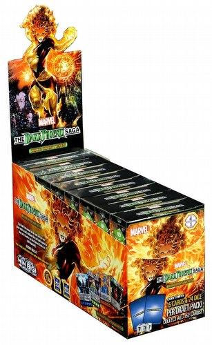 Marvel Dice Masters: The Dark Phoenix Saga Dice Building Game Countertop Draft Pack Box